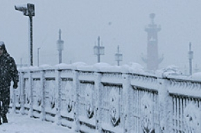 МЧС: во второй половине дня начнется снегопад