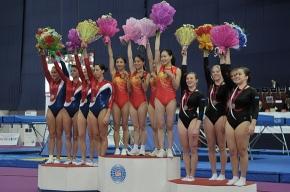 Батут: Россия взяла на Чемпионате мира «серебро» и «бронзу»