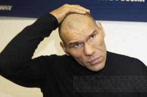 Николай Валуев не испытывает теплых чувств к доктору Вагнеру