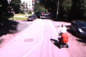 Почему на Костромском проспекте нет тротуаров?