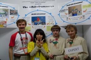 Петербуржцы отличились в международных соревнованиях по робототехнике