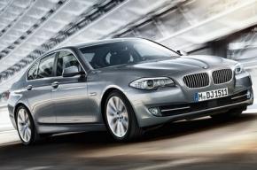 Официально представлена новая BMW 5-Series