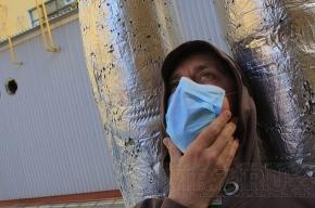 Преступник в медицинской маске ограбил почту