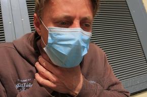 В Петербурге - 444 больных свиным гриппом