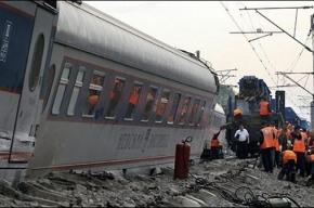 В Петербурге пройдут первые похороны погибших пассажиров «Невского экспресса»