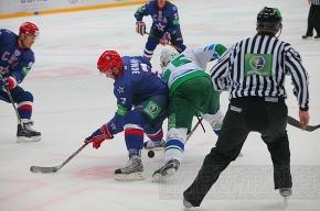 Сегодня против СКА не сыграют Озолиньш и Петровицки