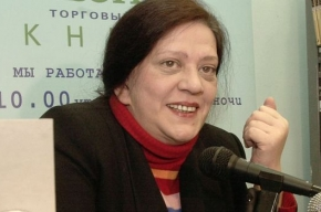 Татьяна Толстая: Матвиенко не дала Басилашвили почетного гражданина из-за Охта-центра