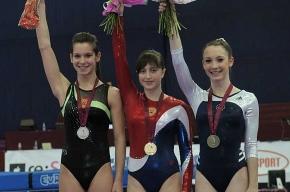 На батуте у россиян пять медалей