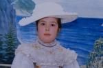 Девушка из 19 века: Фоторепортаж