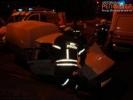 Лобовое столкновение ВАЗ и Toyota (ФОТО): Фоторепортаж