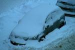 За сутки из города вывезено 86 тысяч кубометров снега: Фоторепортаж