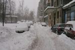С новым снегом!: Фоторепортаж