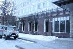 В Рязани сгорел развлекательный центр, который собирались закрыть пожарные: Фоторепортаж