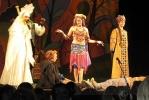 Актеры Детского театра сказки совершили покушение на Пушкина: Фоторепортаж