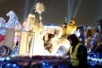 Фоторепортаж: «Как Дед Мороз елку зажигал»