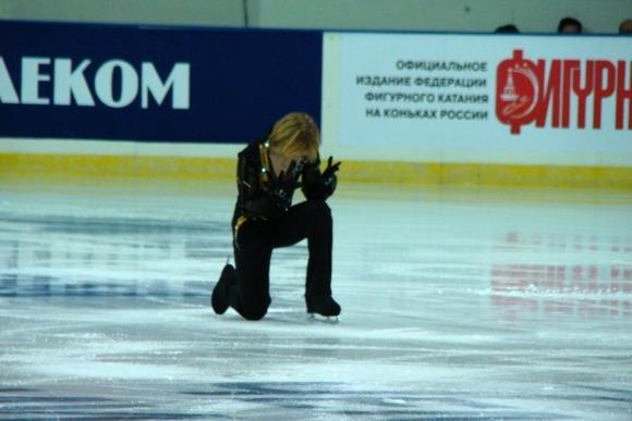 Евгений Плющенко снова чемпион: Фото