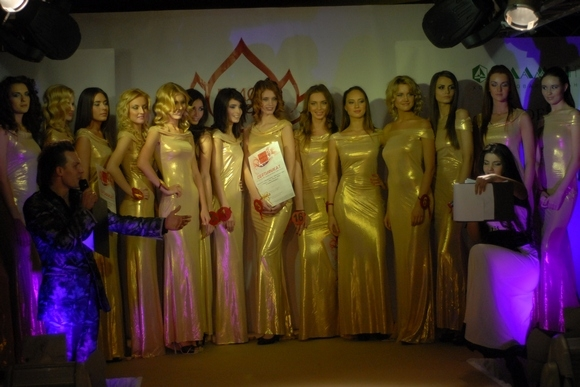 На корону «Мисс России» будут претендовать пять петербурженок: Фото