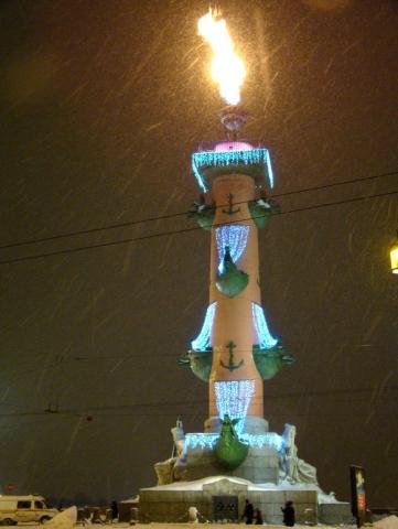 Как Дед Мороз елку зажигал: Фото
