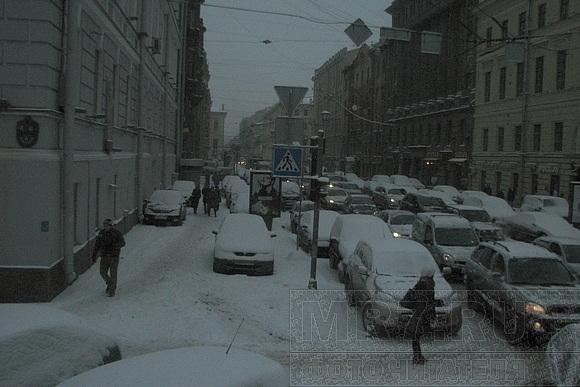 С новым снегом!: Фото