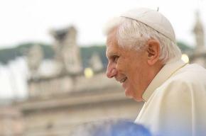 Глава католической церкви не устоял перед женщиной