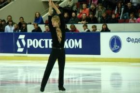 Евгений Плющенко снова чемпион