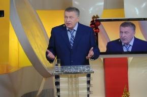Владимир Жириновский: «Нас радует Новый год тем, что еще ничего не произошло»