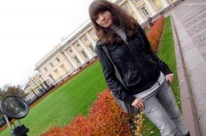 Пропала 14-летняя девочка