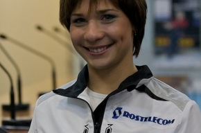 Алена Леонова: «Тренер называет меня «бойцом»