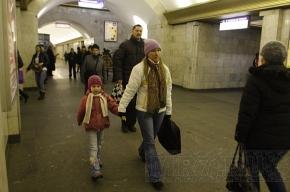 У петербургских родителей в метро снова могут потребовать документы