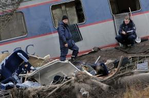 Второй взрыв на месте крушения Невского экспресса: следствие торопится с выводами?
