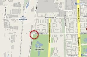 На пересечении Кубинской и Кузнецовской улиц прорвало трубу, есть пострадавшие