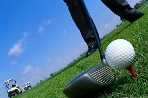 В Петербурге построят три гольф-клуба