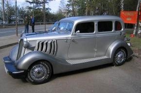 В Петербурге открывается музей экзотических автомобилей