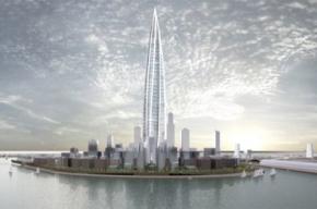Идея построить «Охта-центр» на Васильевском острове безумна