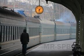 С конца этой недели изменится расписание на Московском вокзале