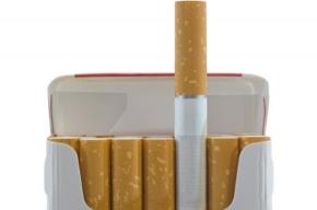 В «Пулково» установили курительные кабины