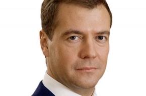 Кого и как поздравил Медведев?