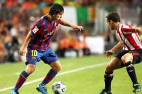 France Football отметил аргентинца Лионеля Месси