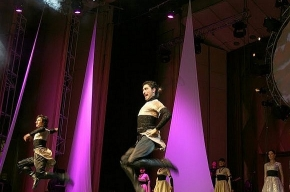 Шоу-сенсация «Легенда Грузии» - в Петербурге