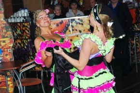 Фестиваль восточного танца в Колпино понравился всем