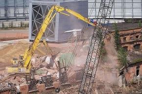 «Охта-центр»: строительство началось сегодня в полдень?