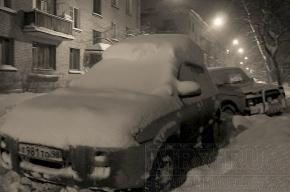 «Такого снегопада давно не помнят здешние места...»