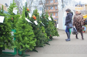 Открываются новогодние базары