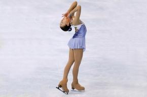 Фигуристка Ксения Макарова – чемпионка России