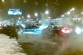 В Невском районе – крупная авария на тепломагистрали (ВИДЕО)