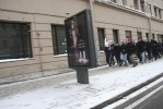 Зайцы-анархисты совершили пробег против повышения цен на проезд: Фоторепортаж
