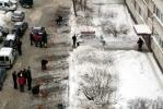 Фоторепортаж: ««Автокрабы» ссорят людей»