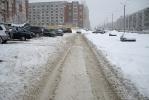 Байки замученного снегом водителя: Фоторепортаж