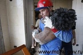 Гаити: за прошедшие сутки врачи МЧС приняли 60 пострадавших