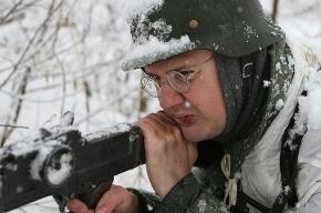 В воскресенье Красная армия победит Вермахт. В поселке Никольское